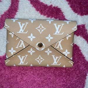 LV Kirigami Wallet